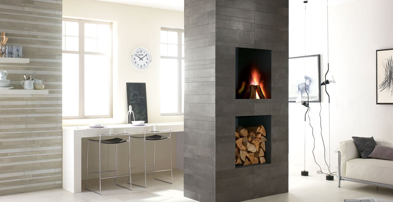 kaminofen verkleidung material kamin verkleidung mit wir. Black Bedroom Furniture Sets. Home Design Ideas