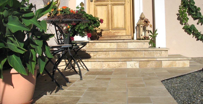porphyr pflastersteine bernit fliesen naturstein salzburg wien strasswalchen. Black Bedroom Furniture Sets. Home Design Ideas